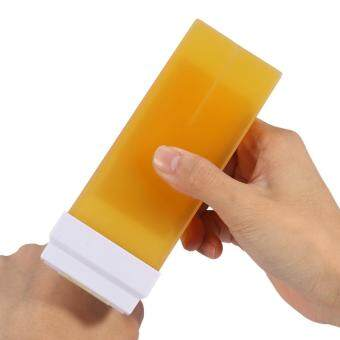 100g Depilatory Wax Cream Arm Leg Underarm Body Hair RemovalAccessory (Honey) - 2