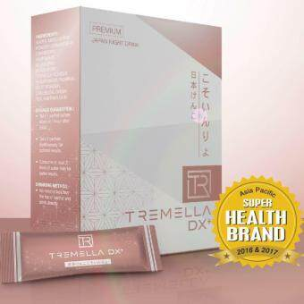 2 x Upgraded Rose gold Tremella Dx + JAPAN EnzyMe Nite Drink ( 16 Sachets x 20g )