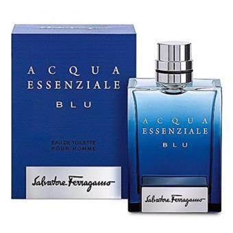 Harga Acqua Essenziale Blu by Salvatore Ferragamo Pour Homme For Men100ml