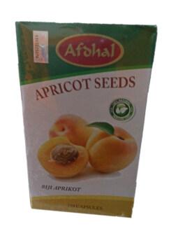 AFDHAL Kapsul Apricot Seeds B17 - 3