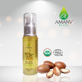 AMANY Bliss 100% Pure Moroccan Argan Oil 30ml