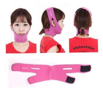Anti Wrinkle Half Face Slim Cheek Mask Lift V Face Line Belt Strap