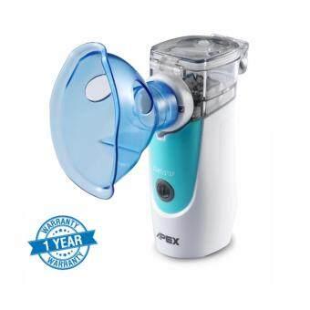 Apex Mobi Mesh Lightweight Turbo Portable Nebulizer