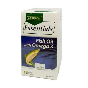 Appeton Essentials Fish Oil+Omega 3 60s