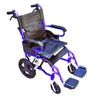 AQ Medicare Travel Wheelchair, WHC3107