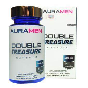 Harga Auramen Double Treasure Capsules (Original)