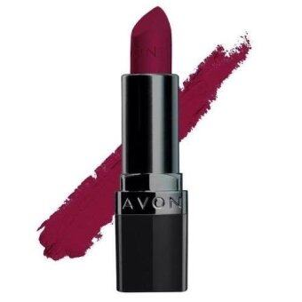 Harga Avon Perfectly Matte Lipstick - Will Cherry
