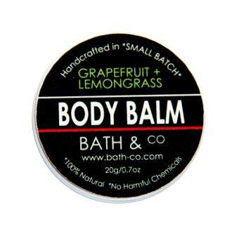 Harga Bath & Co Body Balm Grapefruit and Lemongrass