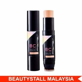 Harga [BEAUTYSTALL] Miss Hana Flawless Multi Foundation BC Stick 12g - 01 Warm Beige [Ready Stock ? 100% Original]