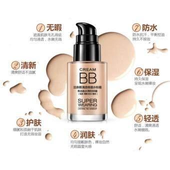 BIOAQUA Super Wearing Persistent BB Cream Long Lasting MoisturizingLiquid Foundation 30ml (Natural)