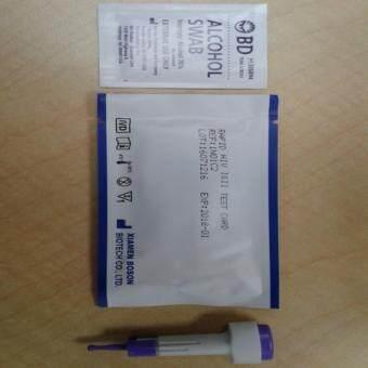 Boson Biotech HIV Self Testing - 2