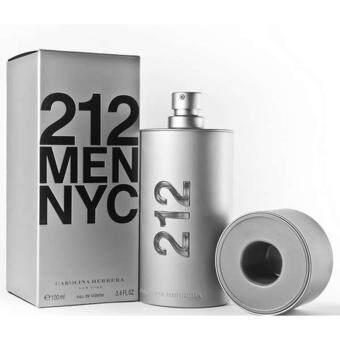 6e885f4a0a Price Comparision. Instant Check Price. Store. Product. Price. Rating.  Lazada. Carolina Herrera 212 Men NYC For Men Eau de Toilette ...
