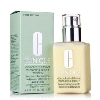 Clinique Dramatically Different Moisturizing Lotion+ 125ml (with Pump)