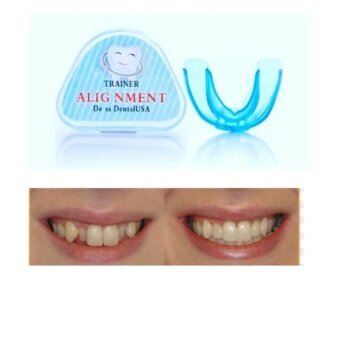 Harga Dental Oral Alignment Teeth Orthodontic Trainer Doctor (Blue Label)