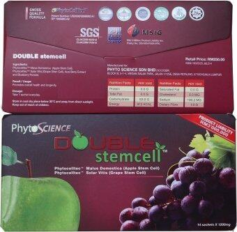 Double Stemcell Apple and Grape (1packet x 1200mg)
