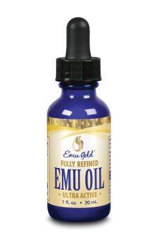 Emu Gold Emu Oil Certified Pure Grade A Extra Strength 30ml
