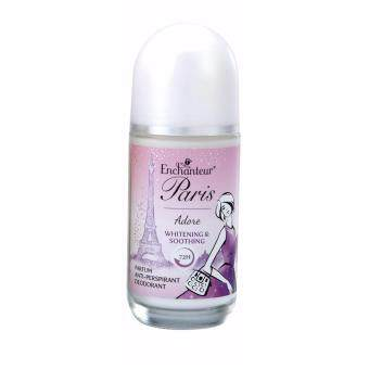 Enchanteur Paris Roll-On Deo - Adore Whitening & Soothing(50ml)