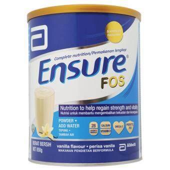 Ensure FOS Powder (Vanila) 850g
