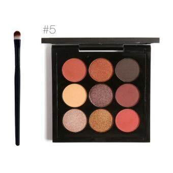 FOCALLURE Makeup Brush Matte Glitter Eyeshadow Palette CosmeticsLong-lasting Eyeshadow Pallete Make Up Palette Waterproof EyeShadow Makeup