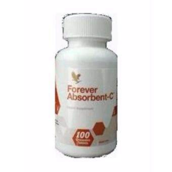 Harga Forever Absorbent-C 100 Chewable Tablets