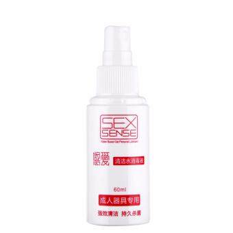 GTE Professional Adult Appliances Dedicated Clean Disinfectant Spray - 60ml (ST18817 ) sex toy - 3