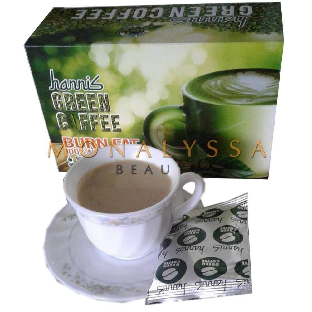 Harga Terendah Hannis Kopi Hijau Green Coffee Terbaik