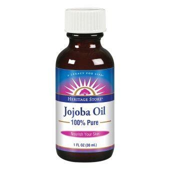 Heritage Store 100% Pure Jojoba Oil 30ml
