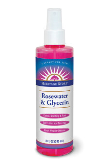 Heritage Store Rosewater & Glycerin 240ml