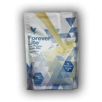 Harga Forever Lite (Soy Protein Shake Mix-Vanilla) (375g )- Healthy Life