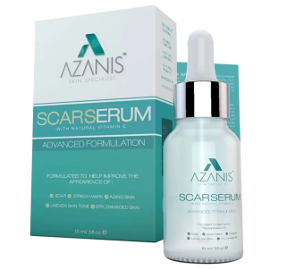 Harga SALES CLEARANCE STOCK : Azanis Scar Serum Advance Formulation