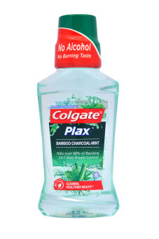 Harga Colgate Plax Charcoal Mint Mouthwash 250ml