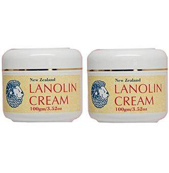 Harga Pure and Simple New Zealand Lanolin Cream - Set of Two