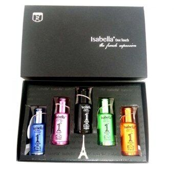 Harga Isabella One Touch 2 Perfumes Oil Rollerball 6 ml