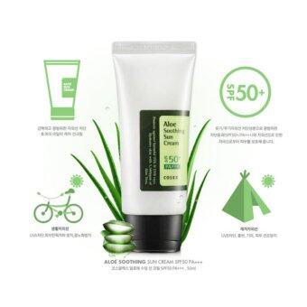 Harga COSRX Aloe Soothing Sun Cream - 50ml