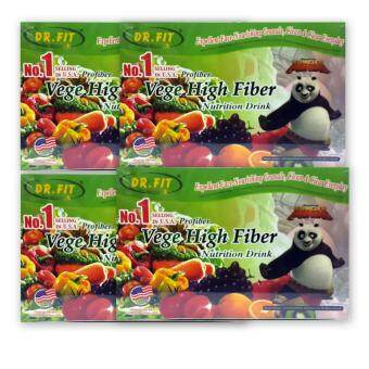 Harga Dr. Fit Vege High Fiber(12gx 15packsx4box)
