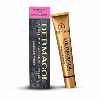 Harga DERMACOL FILM STUDIO BARRANDOV PRAGUE MAKEUP COVER CODE: 208