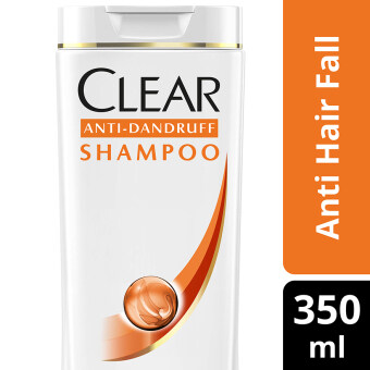 Harga CLEAR Women Shampoo Anti Hair Fall 350ml