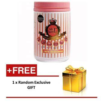 Harga K-colly Korean Collagen Sweet 17 with extra gift