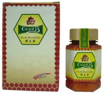 Harga GiantB Fresh Royal Jelly, Susu Lebah 110g