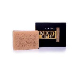 Harga Mensive Gentlemen's Body Soap 100gm