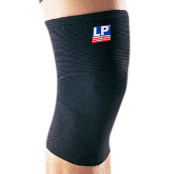 Harga LP Support 647 Knee Support (Black)