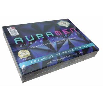 Harga Aura Men Skincare 4 In 1 (ORIGINAL) By Auramen