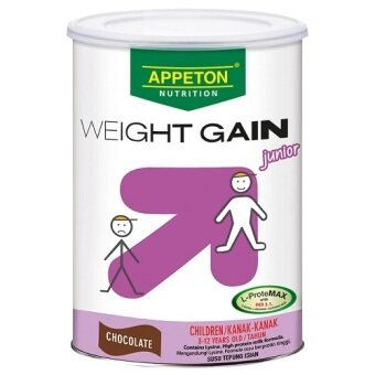 Harga APPETON WEIGHT GAIN CHILD CHOCOLATE 900G