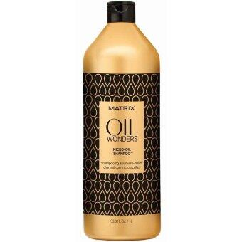Harga Matrix Oil Wonders Micro-Oil Shampoo (1000ml)
