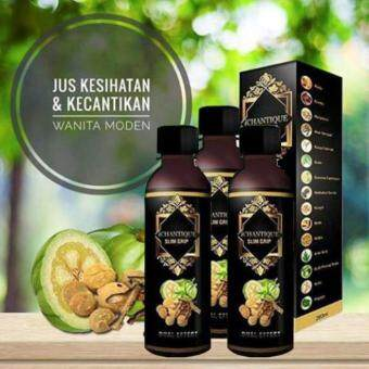 Harga Jus iChantique (Kurus Rapat Cantik) - 260ml - Pack of 3