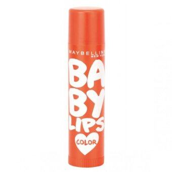 Harga Maybelline Baby Lips Love Color Lip Balm (Coral Flush)