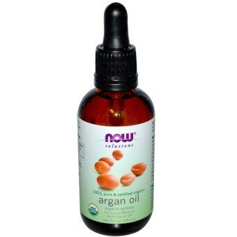 Harga Now Foods, Solutions, Organic Argan Oil 59ml