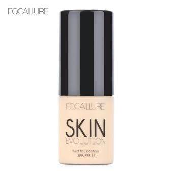 Harga Health Beauty Bb Cream Focallure Face Concealer Makeup Base Liquid Foundation Bb Cream(01)