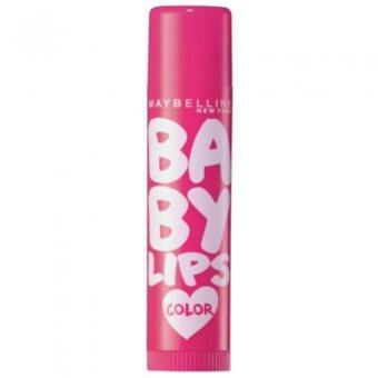 Harga Maybelline Baby Lips Love Color Lip Balm (Rose Addict)
