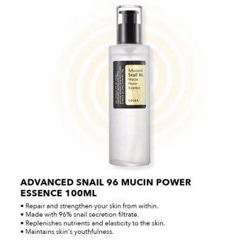 Harga COSRX Advanced Snail 96 Mucin Power Essence - 100ml